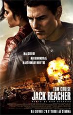 cinema Civitavecchia Tarquinia - Jack Reacher - Punto di non ritorno