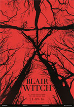 cinema Civitavecchia Tarquinia - Blair Witch