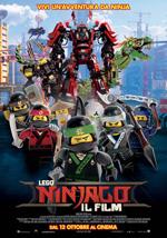 cinema Civitavecchia Tarquinia - Lego Ninjago - Il film