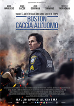 BOSTON - CACCIA ALL'UOMO