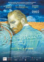 cinema Civitavecchia Tarquinia - Loving Vincent