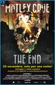 Mötley Crüe: The End