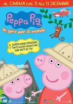 cinema Civitavecchia Tarquinia - Peppa Pig in giro per il mondo