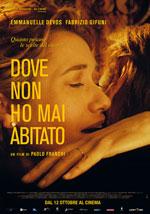 cinema Civitavecchia Tarquinia - Dove non ho mai abitato