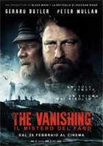 Trailer The Vanishing - Il Mistero del Faro
