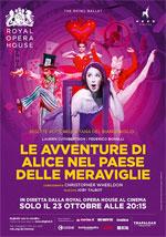 Royal Opera House: Le Avventure di Alice nel Paese delle Meraviglie