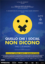 Trailer Quello che i Social non Dicono - The Cleaners