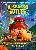 Trailer A spasso con Willy
