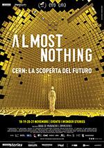 Trailer Almost Nothing - Cern: La scoperta del futuro