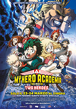 Trailer My Hero Academia the Movie: Two Heroes
