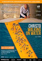 Trailer Christo - Walking On Water