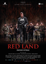 Trailer Red Land (Rosso Istria)