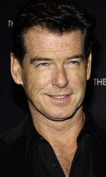 foto Pierce Brosnan in TV