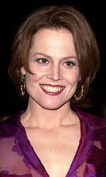 foto Sigourney Weaver in TV