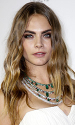 foto Cara Delevingne in TV