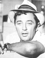 foto Robert Mitchum in TV
