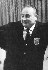 foto Mario Riva in TV