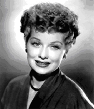 foto Lucille Ball in TV