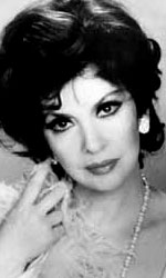 foto Gina Lollobrigida in TV