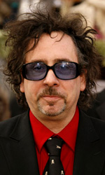 foto Tim Burton in TV