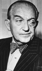 foto Fritz Lang in TV