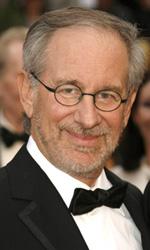 foto Steven Spielberg in TV