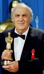 foto Federico Fellini in TV