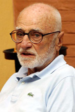 foto Mario Monicelli in TV