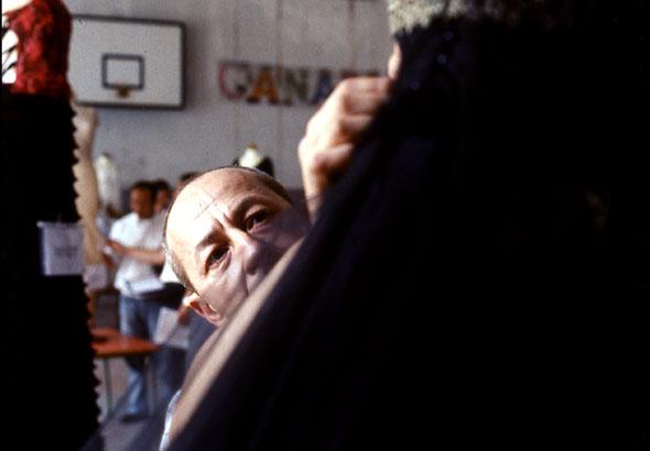 immagini dal film Gomorra