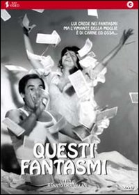 Cover Dvd Questi fantasmi