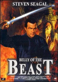 Cover Dvd Belly of the Beast