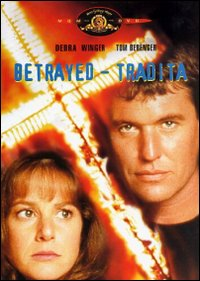 Dvd Betrayed - Tradita (1988)