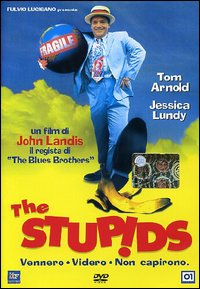 Cover Dvd The Stupids