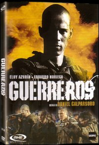 Cover Dvd Guerreros