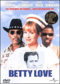 Cover Dvd Betty Love