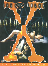 Cover Dvd Sex Files. File 2: Restless Souls (DVD)