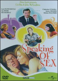 Cover Dvd Speaking of Sex (DVD)