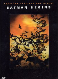 Cover Dvd Batman Begins (1 DVD)
