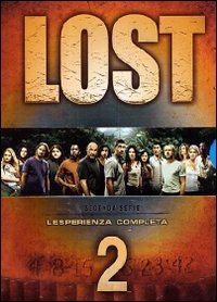 Cover Dvd Lost. Stagione 2