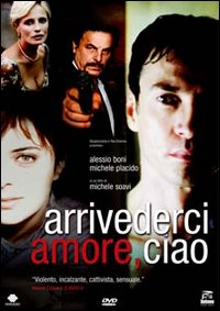 Cover Dvd Arrivederci amore, ciao
