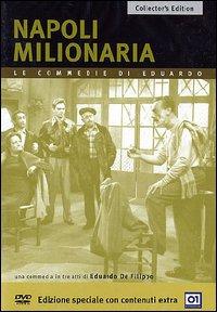 Dvd Napoli milionaria (1950)