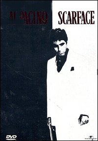 Cover Dvd Scarface