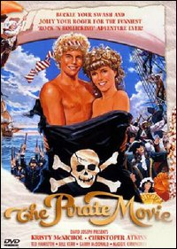 Cover Dvd Il film pirata