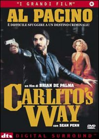 Cover Dvd Carlito's Way
