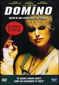Cover Dvd Domino (2 DVD)