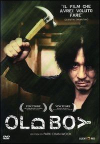Cover Dvd Old Boy (1 DVD)