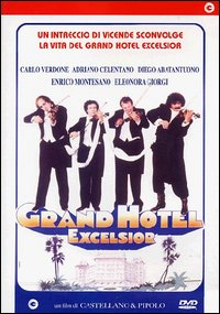 Cover Dvd Grand Hotel Excelsior