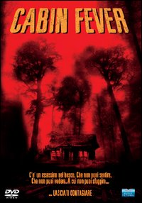 Cover Dvd Cabin Fever