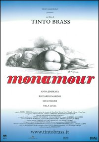 Cover Dvd Monamour